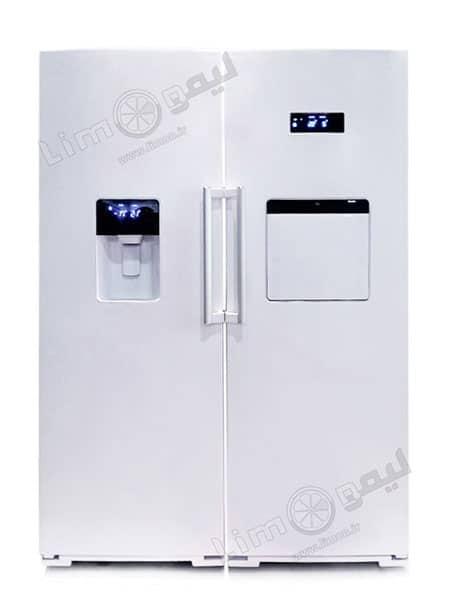 یخچال و فریزر دوقلوی ES23 |