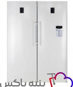 یخچال و فریزر دوقلوی الکترواستیل ES24A