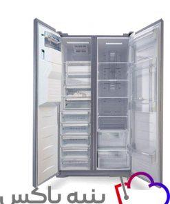 یخچال و فریزر دوقلوی الکترواستیل ES25