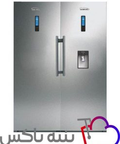 یخچال و فریزر دوقلوی الکترواستیل ES 24 T