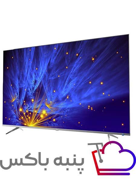 تلویزیون ال ای دی تی سی ال ۵۵P6US 4K