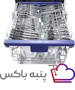 ماشین ظرفشویی میدیا WQP12-J7635E