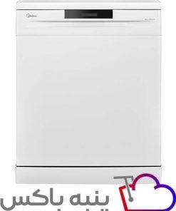 ماشین ظرفشویی میدیا WQP12-7605V