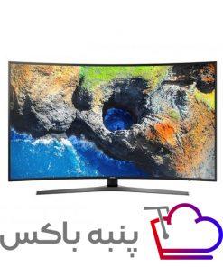 تلویزیون ال ای دی سامسونگ ۵۵NU7995 4K